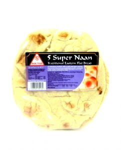 Super Naan Bread by Sounas | Buy Online at the Asian Cookshop